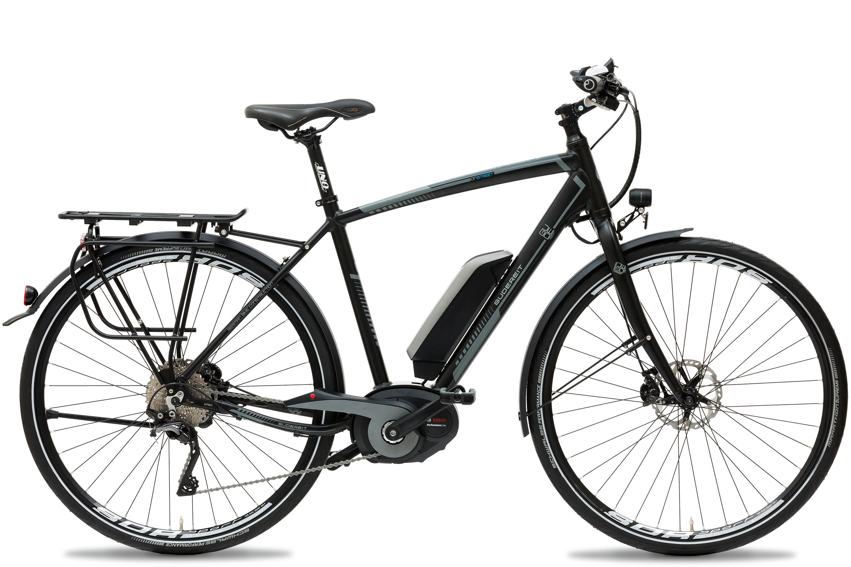 Fahrräder und E-Bikes